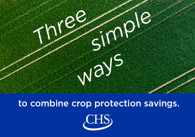 Triple Play - three simple ways to combine crop protection